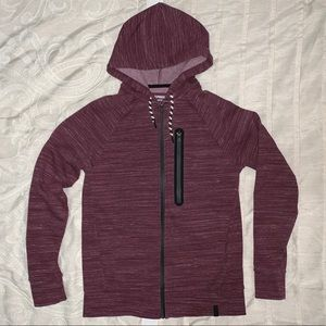 Men's Express zip up hoodie size XS